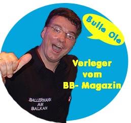 Verleger vom BB Magazin